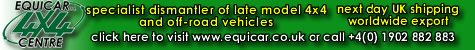 Link to Equicar web site